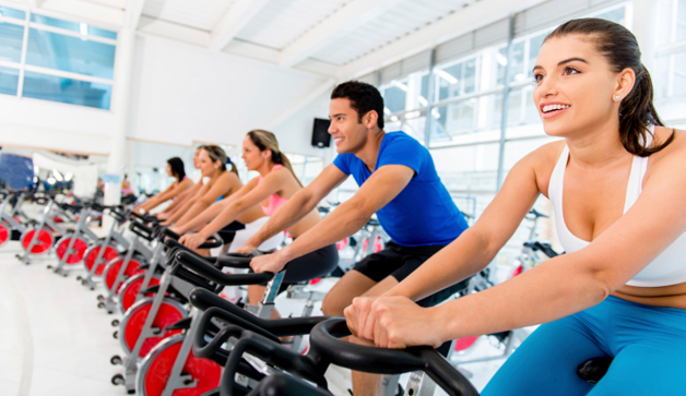 spinning fitness bikes