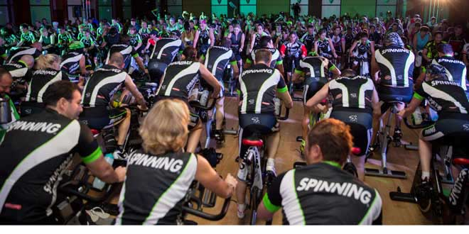 spinning fitness benefits