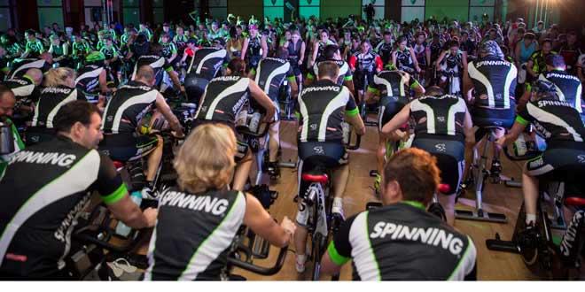 spinning fitness benefits